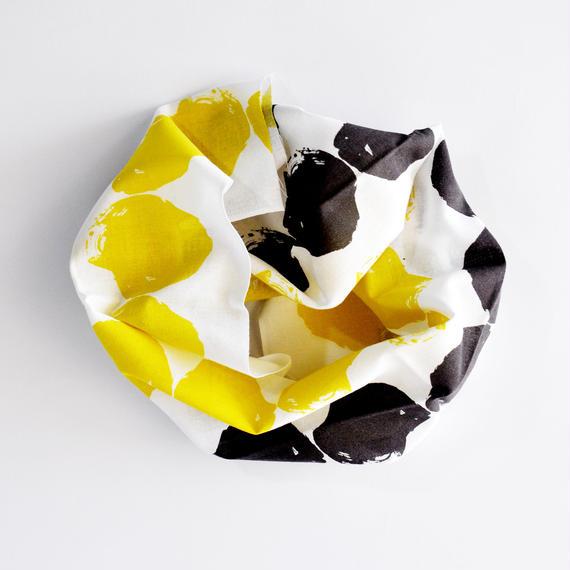 TENUGUI | 黄+黒