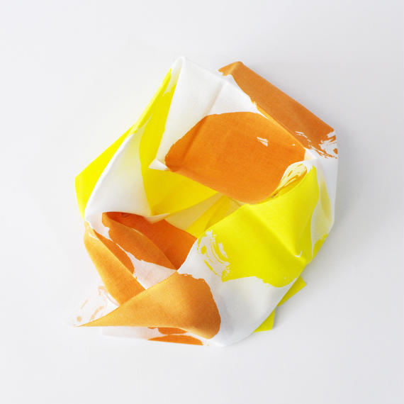 TENUGUI  | 橙+黄