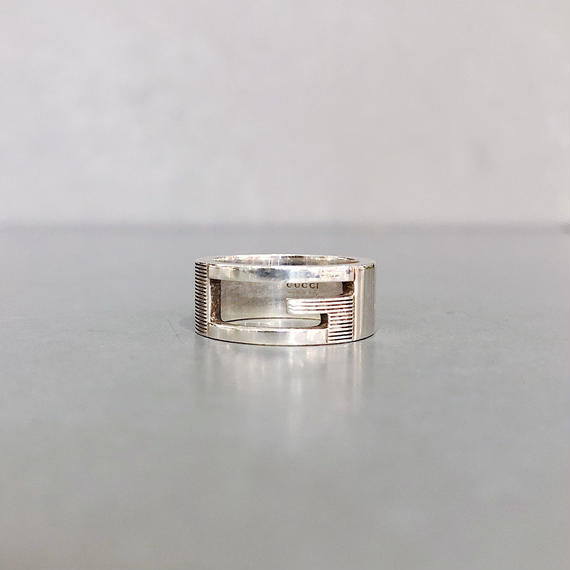 《Vintage GUCCI》SILVER RING