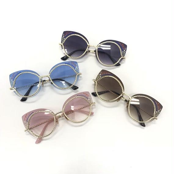 PLASIC FLAME SUNGLASS POPB151
