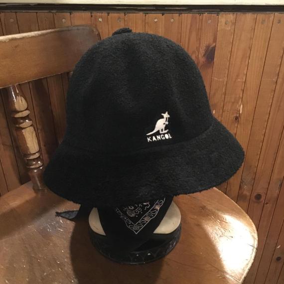 [USED] KANGOL バミューダ HAT / made in GB.