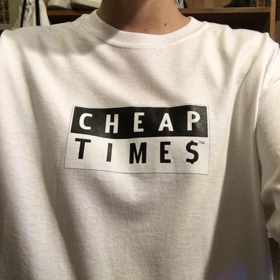 """[CHEAP TIME$] """"YING YANG""""  Tee"""