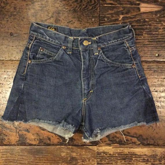 [USED] 60's Lee DENIM shorts