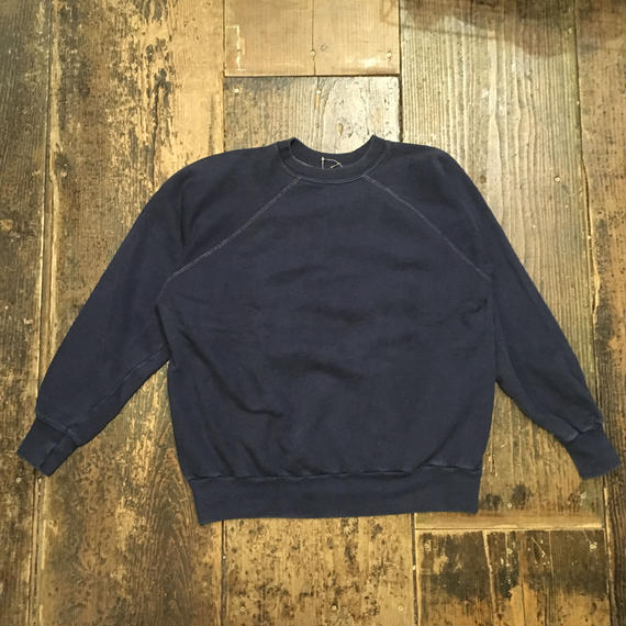 [USED] old ! NAVY sweat