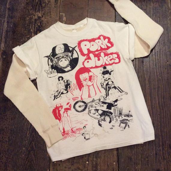 [USED] PORK dukes!Tシャツ