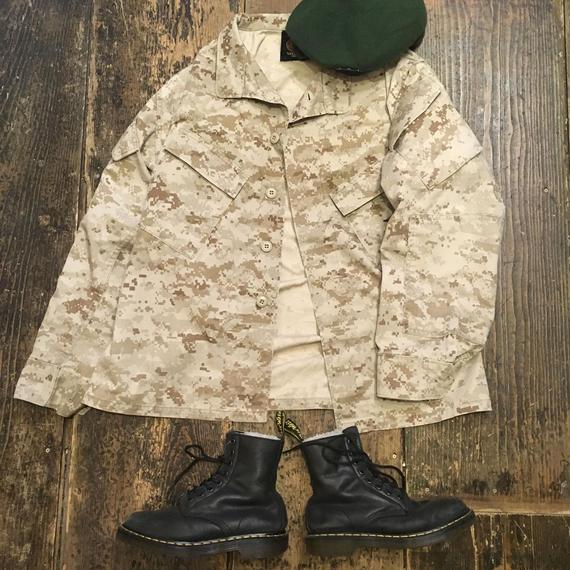 [USED] US CAMO ARMY JACKET