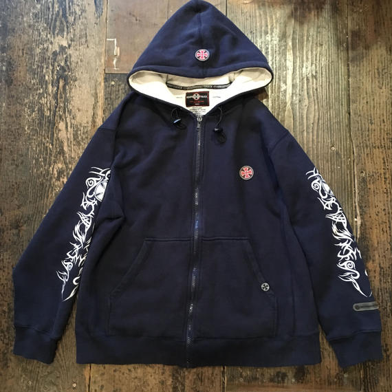 [USED] INDEPENDENT ZIP PARKA