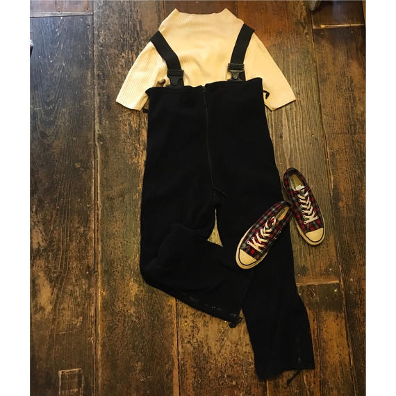 [SELECT] US NAVY フリースOVERALL