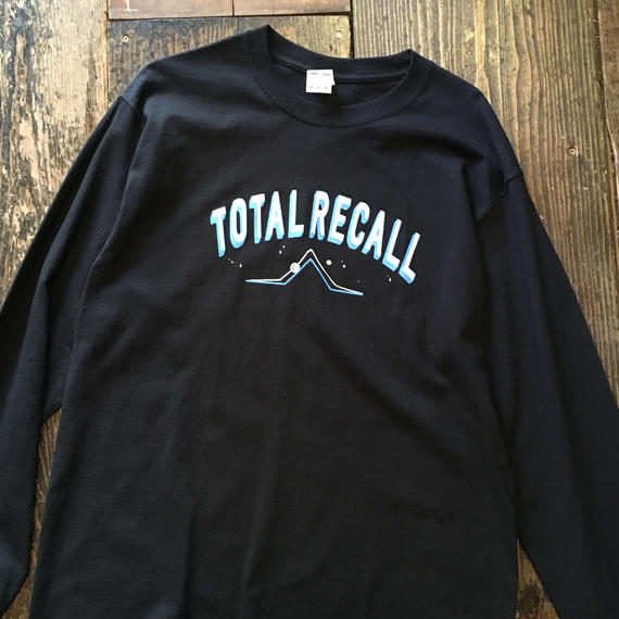 """[CHEAP TIME$]  """"TOTAL RECALL"""" ロンTee"""