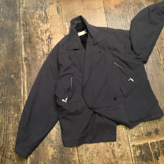 [USED] Calvin Klein 綿入り ハーフコート