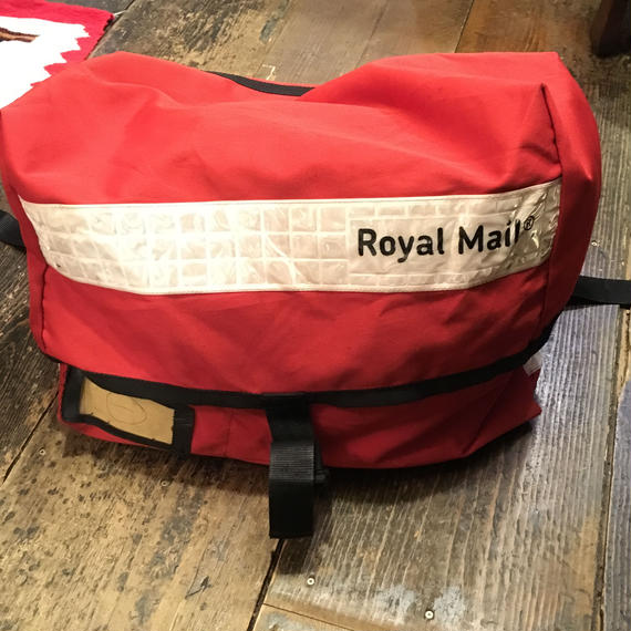 [USED] ROYAL MAIL メッセンジャーBAG