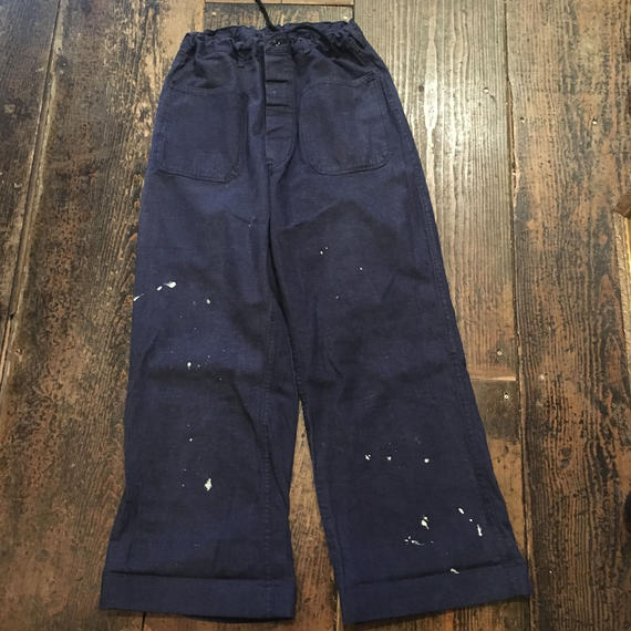 [GARDE-Nworks] US NAVY DENIM PANTS