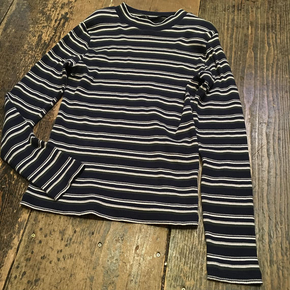 [USED] Simple BODER RIB Tops