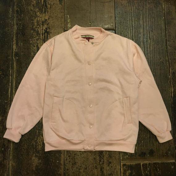 [USED] PINK!!🐽COTTONブルゾン