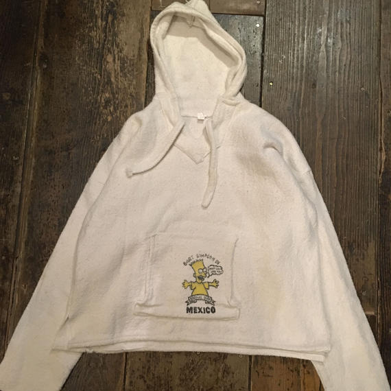 [USED] THE Simpsonsメキシカンパーカー