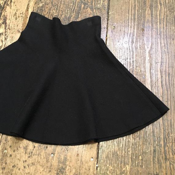 [USED] フレアニットスカート