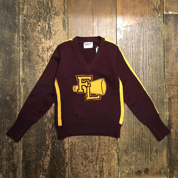 GOODPRICE ![USED] Cheer! WOOL KNIT