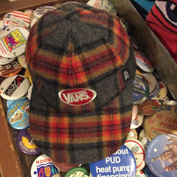 [USED] VANS CAP!