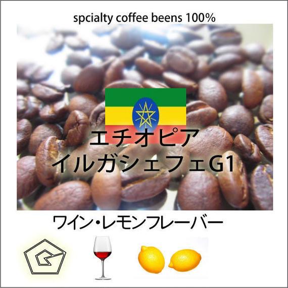 エチオピア・モカ・イルガチェフェG1 2013 100g