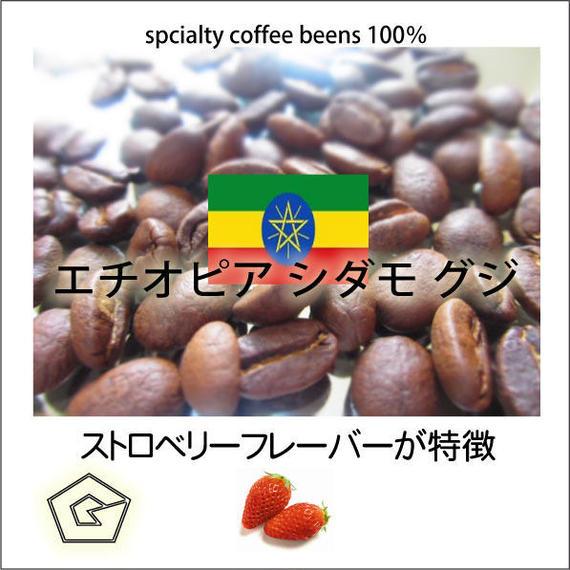 エチオピア シダモ グジ 100g