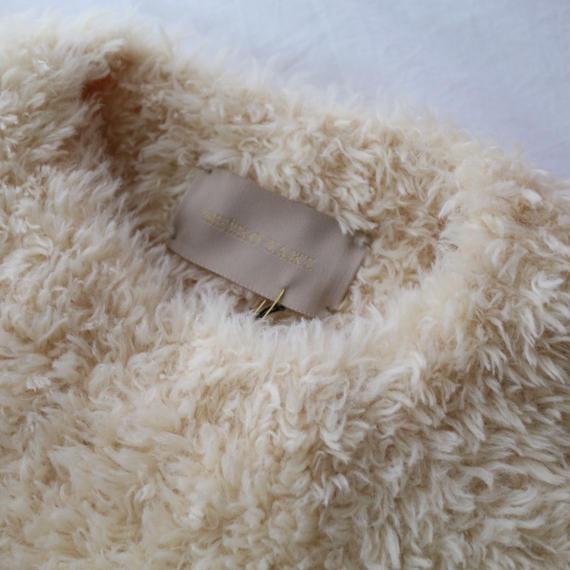 「SEIKO TAKI」knit ivory