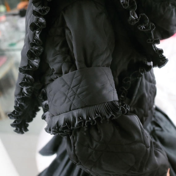 Little witch  quilting coat