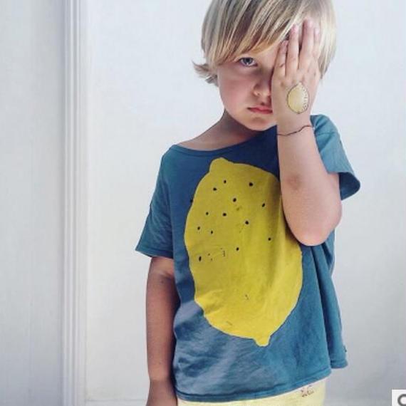 LEMON Tシャツ