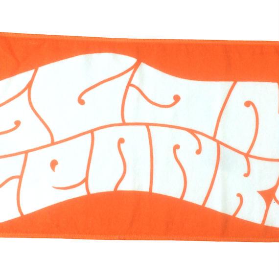 ロゴタオル(オレンジ)