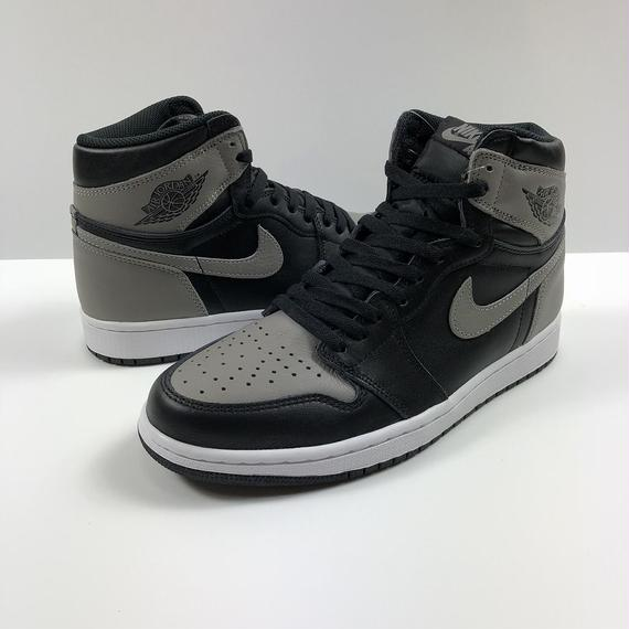 NIKE AIR JORDAN 1 RETRO HIGH OG SHADOW 27.0cm 2017年 【新品】