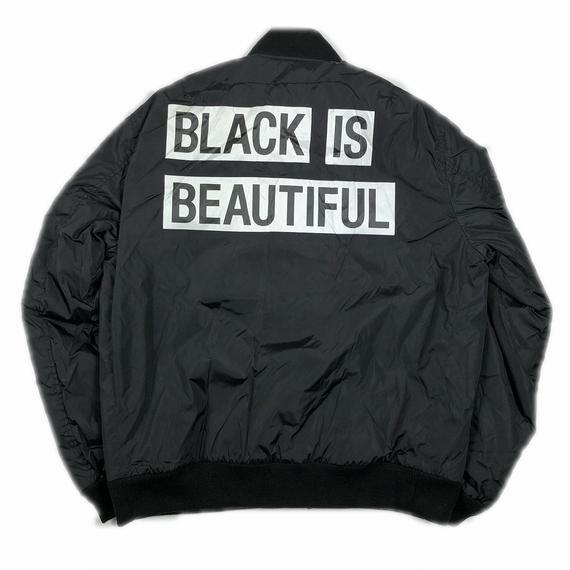 XXIII C'est Vingt-Trois セバントゥア MA-1 Jacket Black XL 【中古】