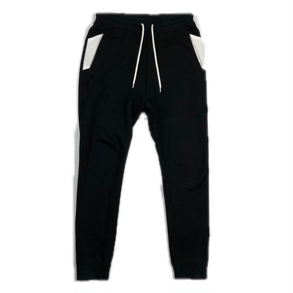 XXIII C'est Vingt-Trois セバントゥア Sweat Pants Black L 【中古】