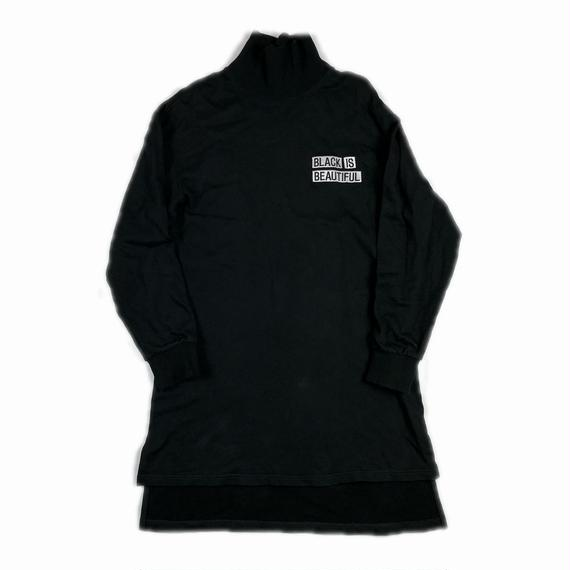 XXIII C'est Vingt-Trois セバントゥア LONG SWEATSHIRT BLACK L 【中古】