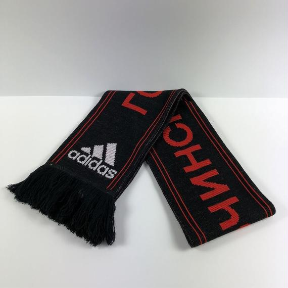 Gosha Rubchinskiy adidas Muffler Black 17AW 【中古】