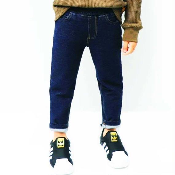 INDIGO  5POCKET  SWEAT  PANTS インディゴ  5ポケット   スウェット パンツ