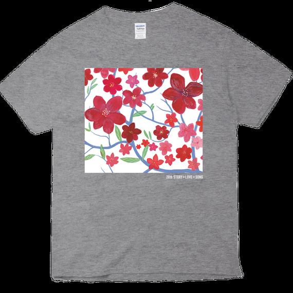 GUG 20th ハートビートTシャツ