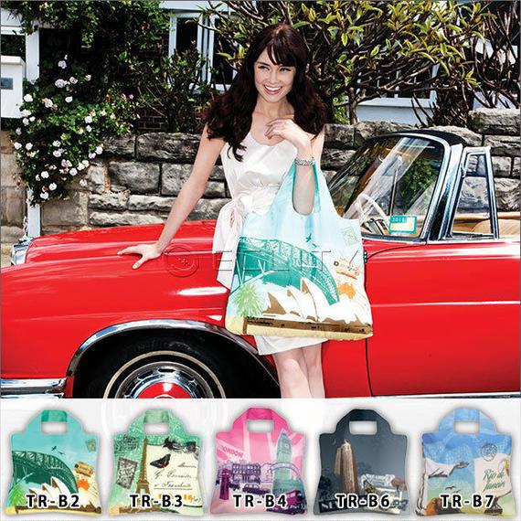 エンビロサックス[ENVIROSAX] ブランドエコバッグ Eco-friendly bag 【トラベル[travel]】