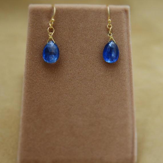 Kyanite Earrings(p/s)
