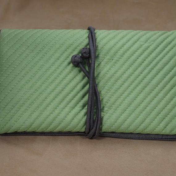 Jewelry Case(green&khaki)