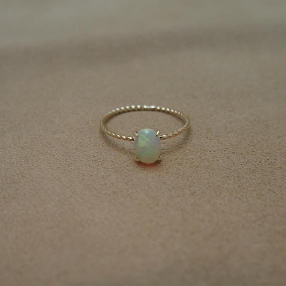 Opal Petit Ring(o/v)
