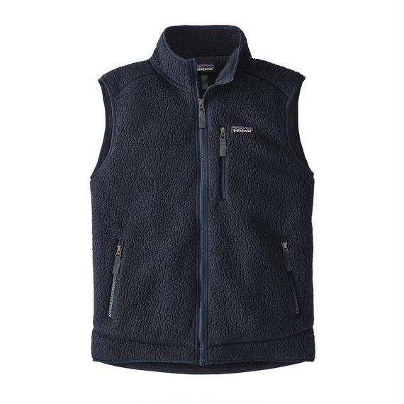 【22820】M's Retro Pile Vest (通常価格:16200円)
