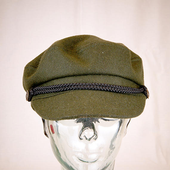 【I18A01】Baker  hat with brade(通常価格:5184円)