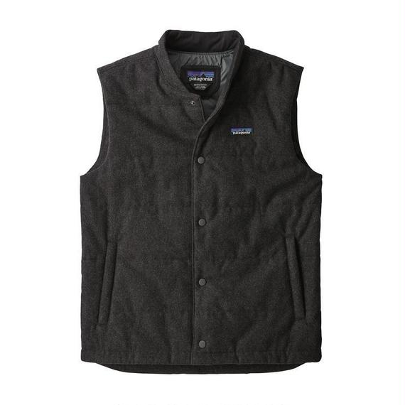 【27440】M's Recycled Wool Vest(通常価格:27000円)