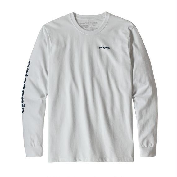 【39042】M's Long - Sleeved Text Logo Responsibili - Tee(通常価格:5940円)