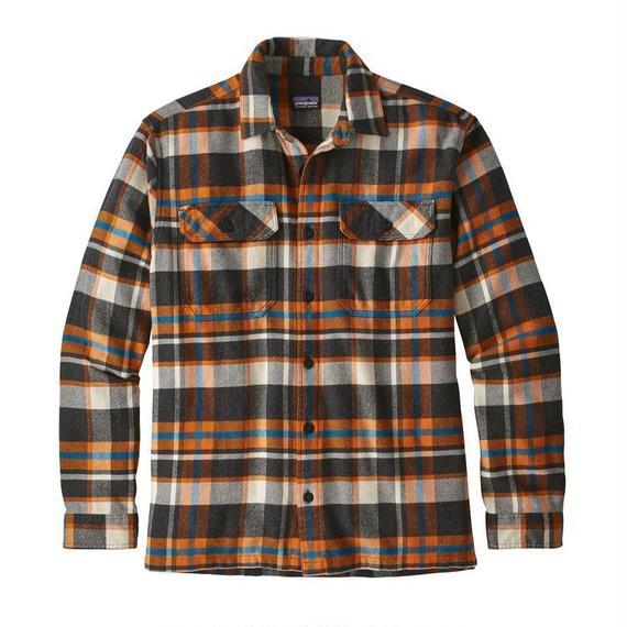 【53947】M's L/S Fjord Flannel Shirt(通常価格:12960円)