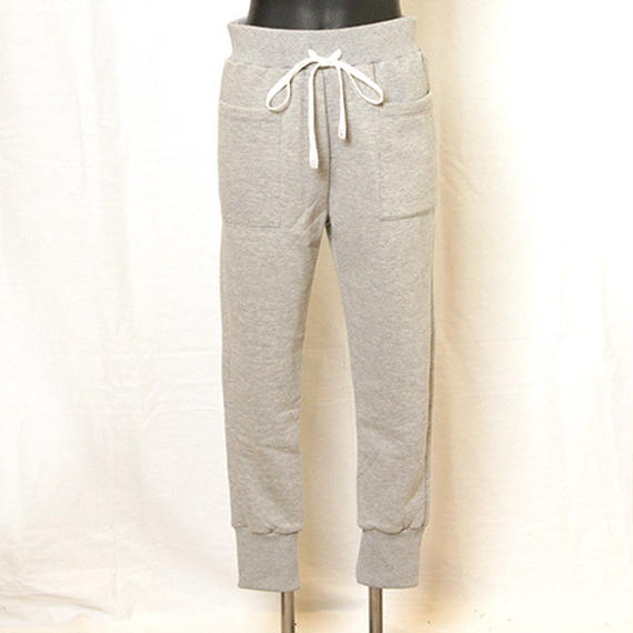 【Z18A04】Laughaha SWEAT PT GREY(通常価格:10584円)