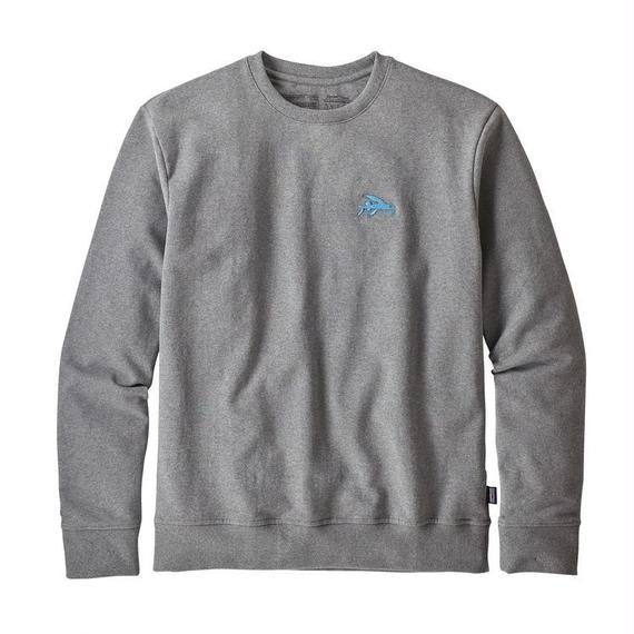 【39542】M's Small Flying Fish Uprisal Crew Sweatshirt(通常価格:8640円)