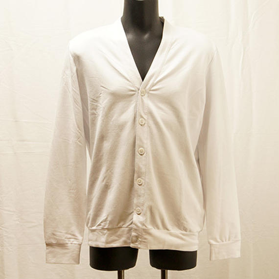 [S18A03] Patch Cardigan(WHITE)