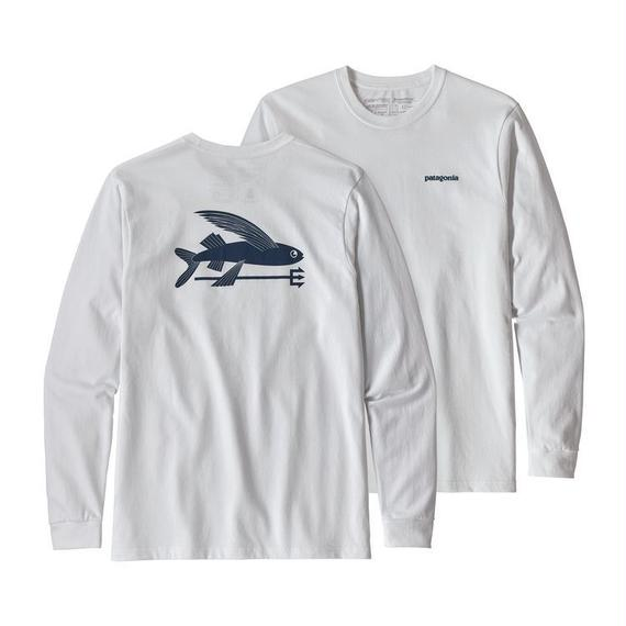 【39346】M's  L/S Flying Fish Responsibili-Tee(通常価格:5940円)
