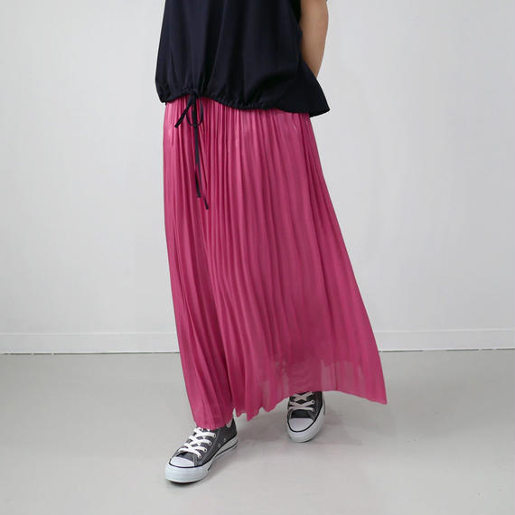 SACRA  サクラ | エアリークリスタルスカート  | 117613121