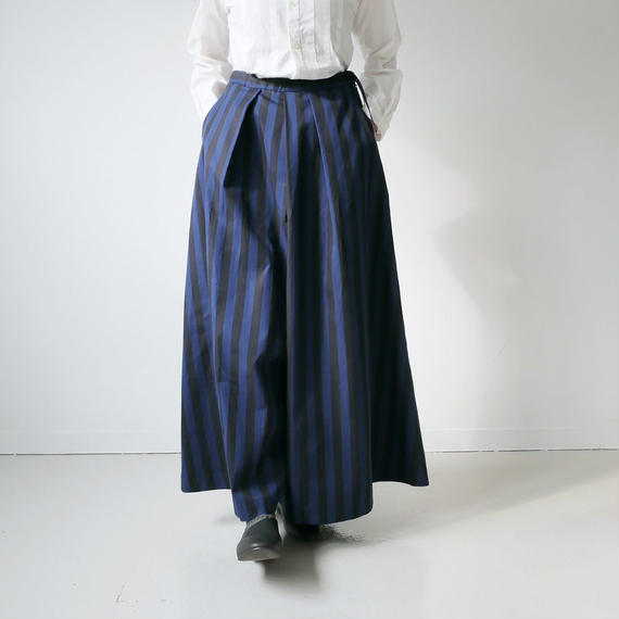 BLUE BLUE JAPAN ブルーブルージャパン インディゴボウジマ ハカマパンツ   INDIGO 700073515